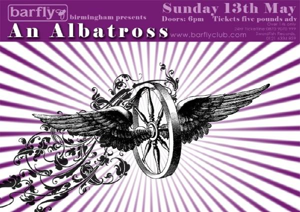 An Albatross - Barfly