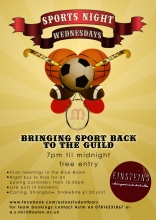 Sports Night - Einsteins
